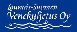 Lounais-Suomen Venekuljetus logo