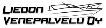 Liedon Venepalvelu logo